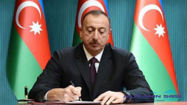 Prezidentdən yeni mərkəzin yaradılması ilə bağlı FƏRMAN