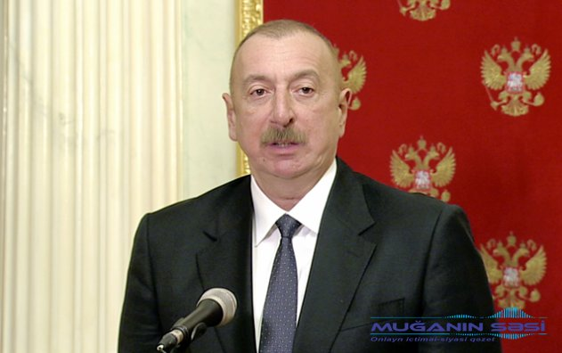 İlham Əliyev Moskvadakı görüşdən danışdı