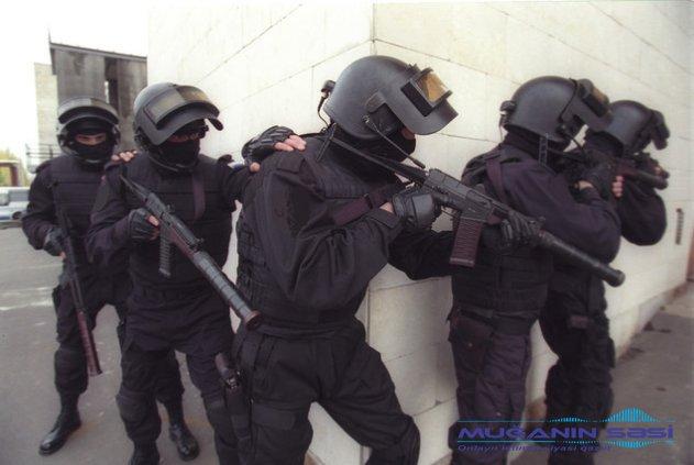 Polis 5 rayonda, o cümlədən Sabirabadda əməliyyat keçirdi: Həbs olunanlar var