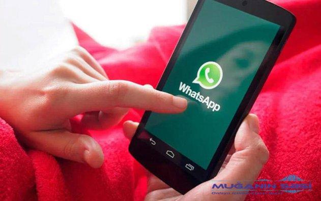 """""""WhatsApp""""ın şərtlərini qəbul etməsək, mesajları oxuya bilməyəcəyik"""