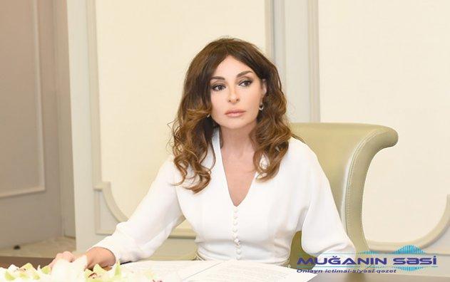 Birinci vitse-prezident Mehriban Əliyeva Aprel döyüşləri ilə bağlı paylaşım edib