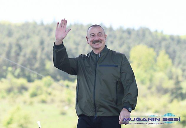 Prezident İlham Əliyevin qazandığı möhtəşəm Zəfər Ulu Öndərin Qarabağ strategiyasının tam qələbəsidir