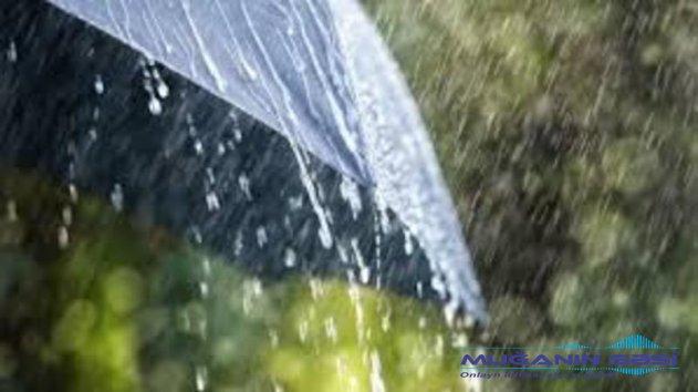 Külək, intensiv yağış, dolu... - SABAHIN HAVASI