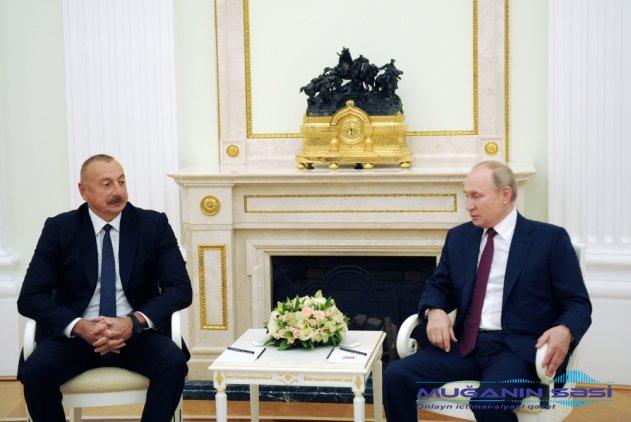 Prezidentlər arasında Qarabağ müzakirəsi