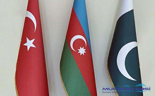Azərbaycan, Türkiyə və Pakistan yeni təlimlərə başlayır
