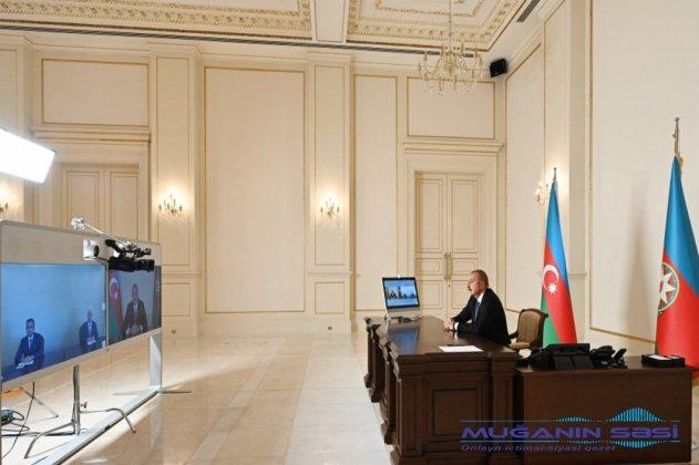 """Azərbaycan Prezidenti: """"Mən hesab edirəm, artıq hər kəs başa düşüb ki, dövlət məmuru nümunə olmalıdır"""""""